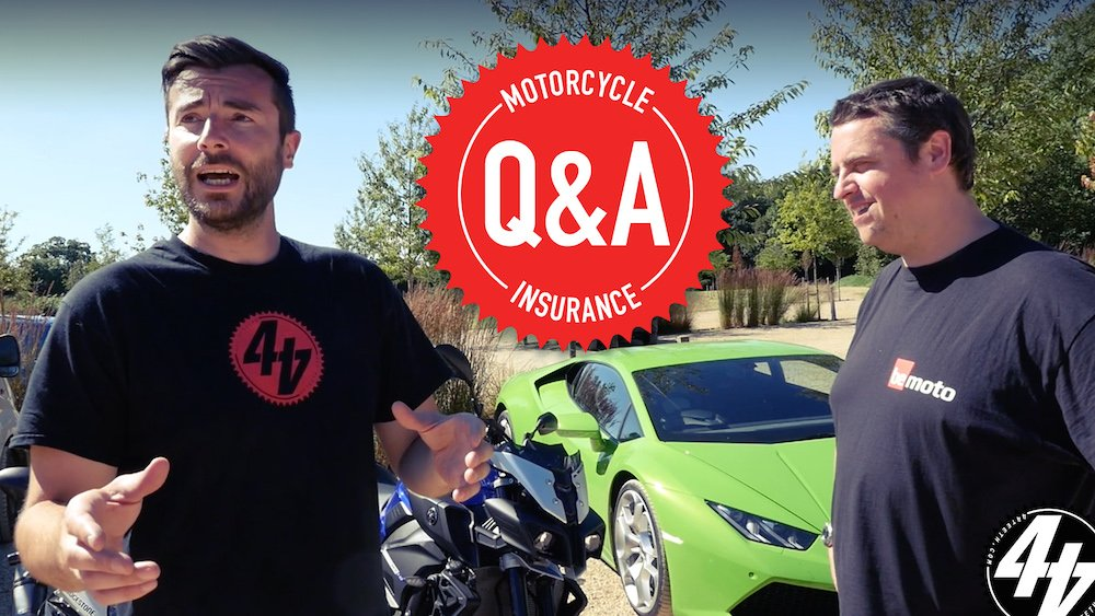 Video: Motorcycle Insurance Q&A