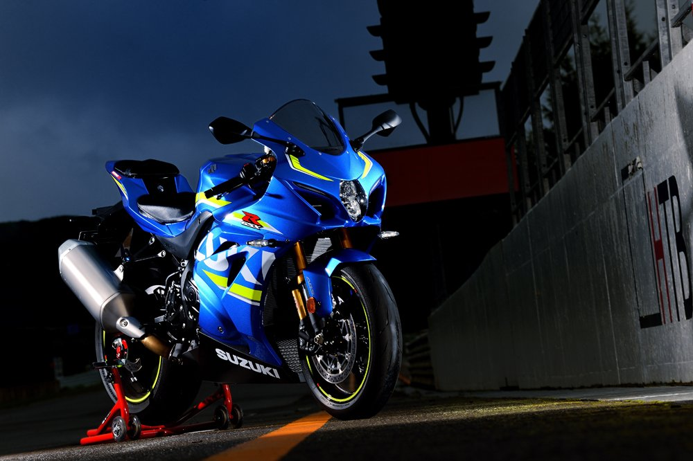 Suzuki Announces Pricing + Availability of 2017 GSX-R1000
