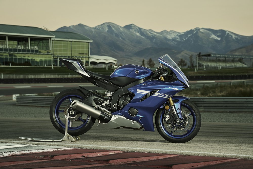 All you need to know about the 2017 Yamaha R6…