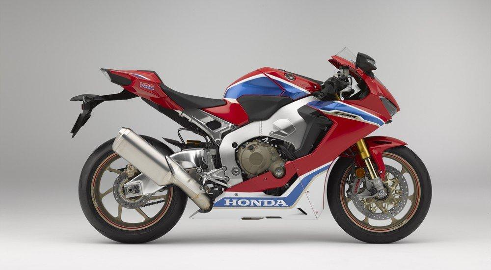 2017 Honda CBR1000RR Fireblade SP + SP2