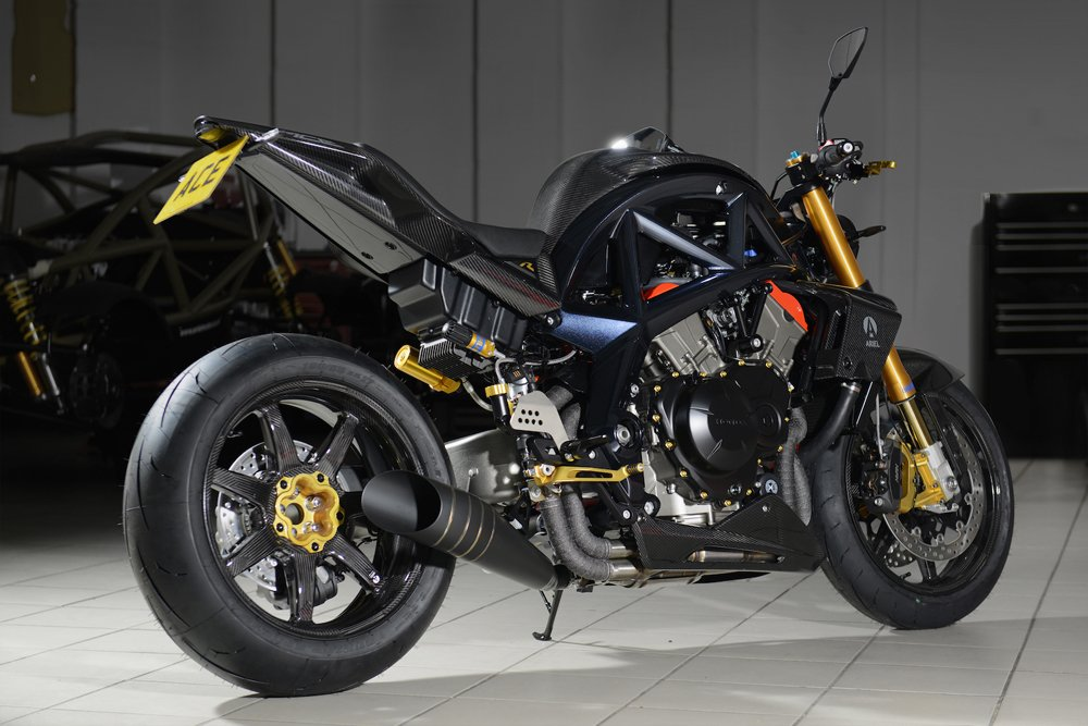 Unveiled: Ariel Ace R