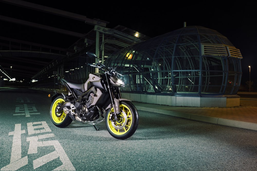 Want to know more about the 2017 Yamaha MT-09?