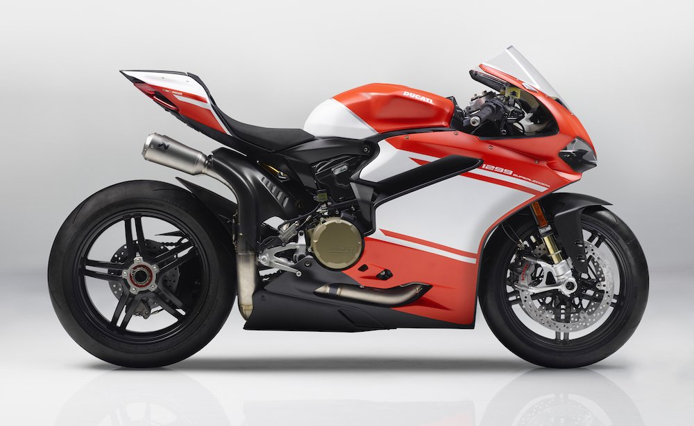 All you need to know about the Ducati 1299 Superleggera