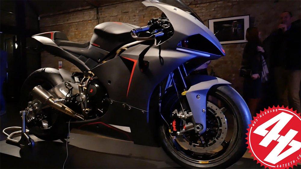 Video: Spirit GP-Sport R Unveiling