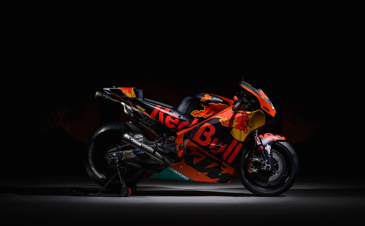 Gallery: 2017 Red Bull KTM RC16