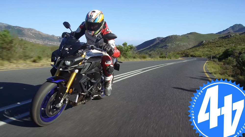 Video: Yamaha MT-10 SP Review