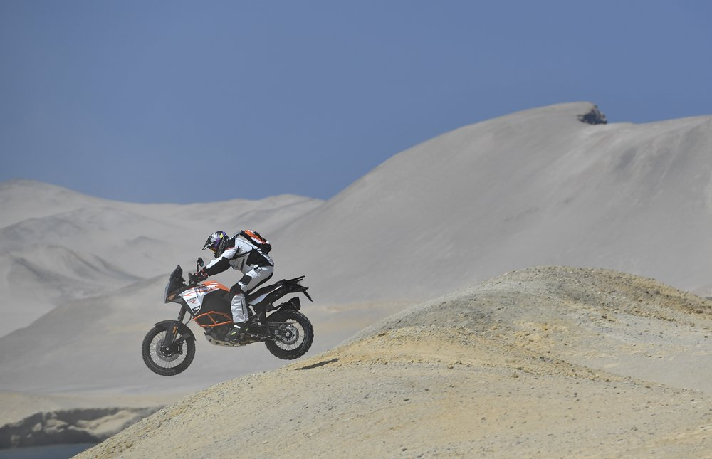 Video: KTM 1290 Super Adventure R | Review in Peru