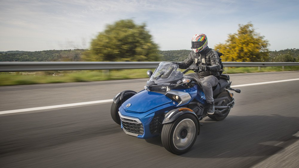Video: Can-Am Spyder F3-S Review