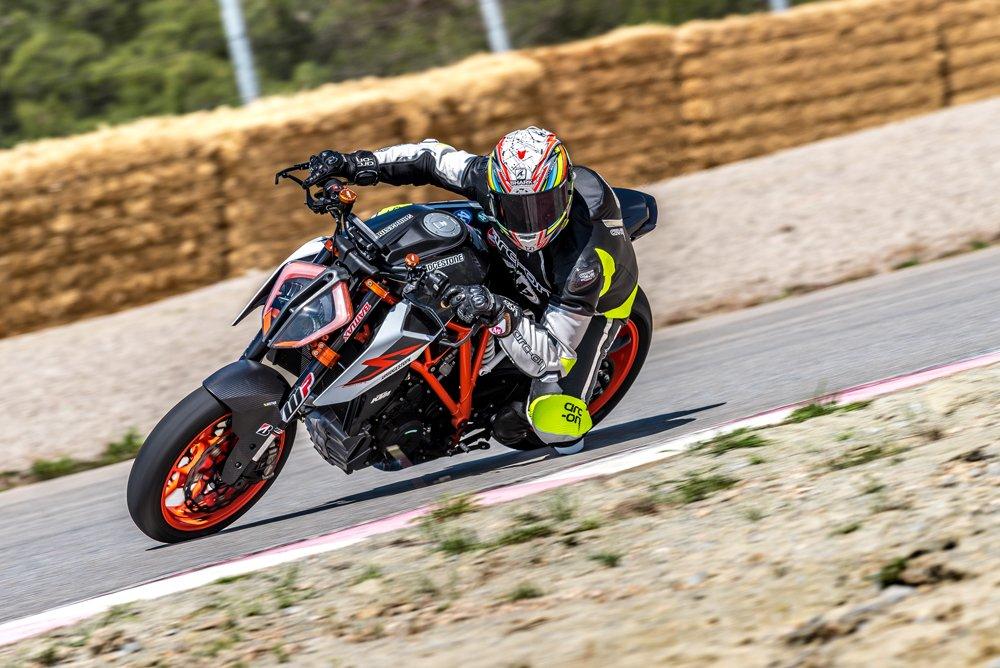 2017 KTM 1290 Super Duke R: Track Edition
