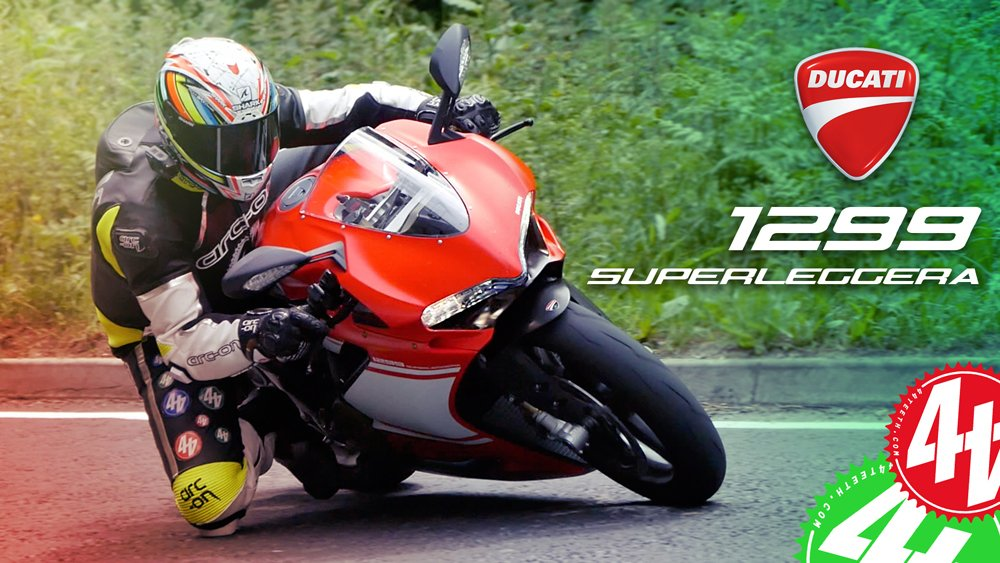 Video: Ducati 1299 Superleggera Review