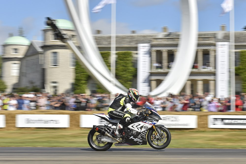 Ridden: BMW HP4 Race at Goodwood