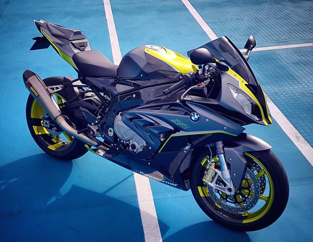 Video: Limited Edition BMW S 1000 RR