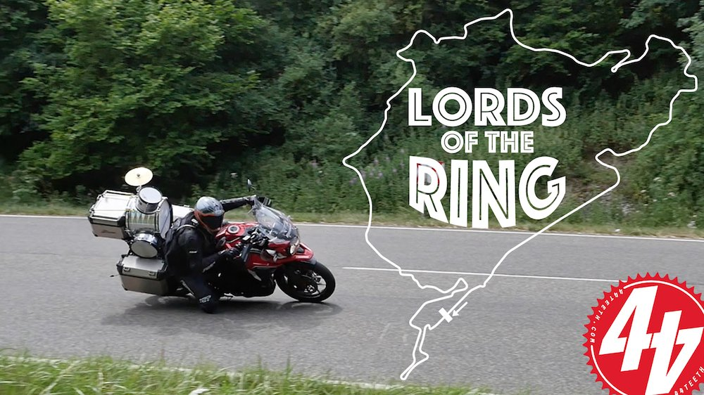 Video: Lords of the Ring EP01 | Touring Overload