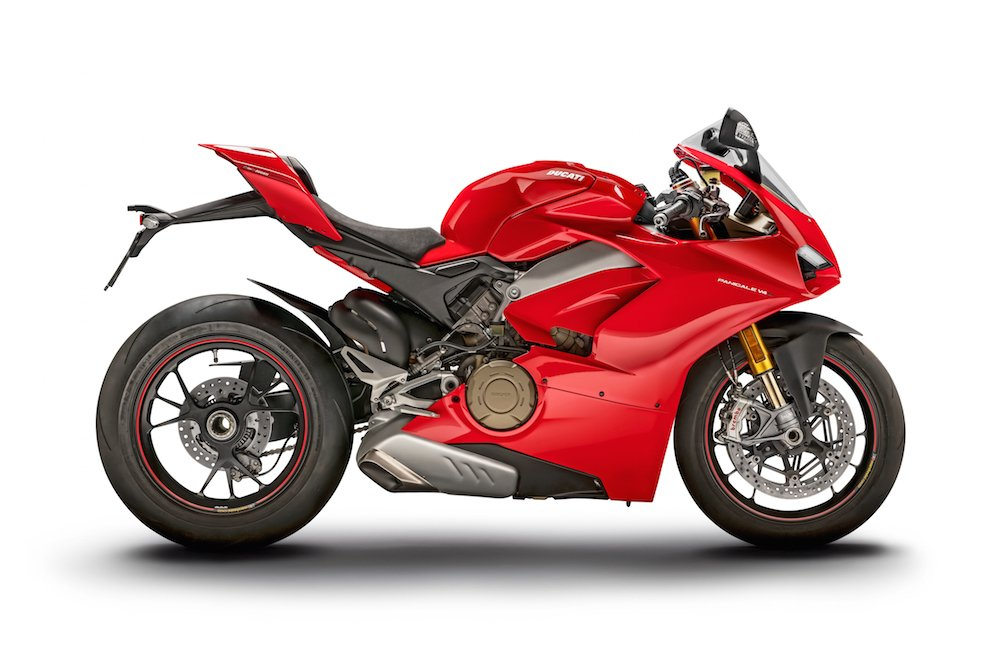 Ducati Panigale V4 Unveiled