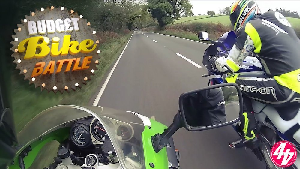 Video: Budget Bike Battle | First Ride