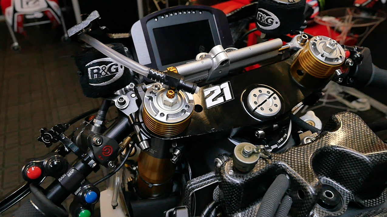 Close-up: British Superbike Electronics