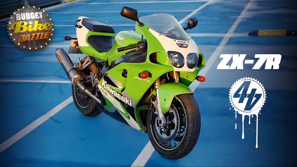 Budget Bike Battle | ZX-7R Update