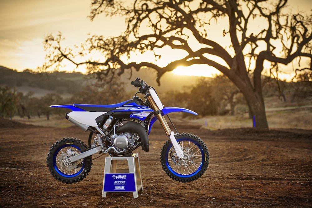 All-new Yamaha YZ65