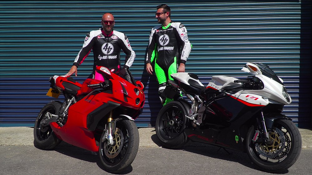 Video: Budget Bike Battle Italia