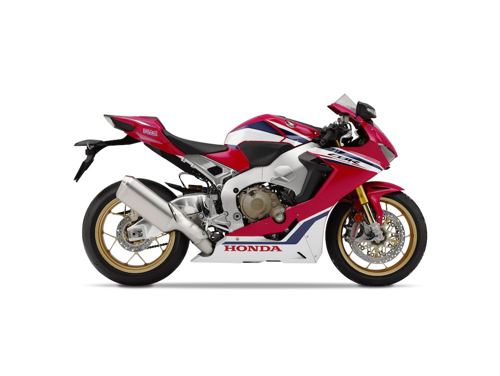 2019 Honda CBR1000RR Fireblade