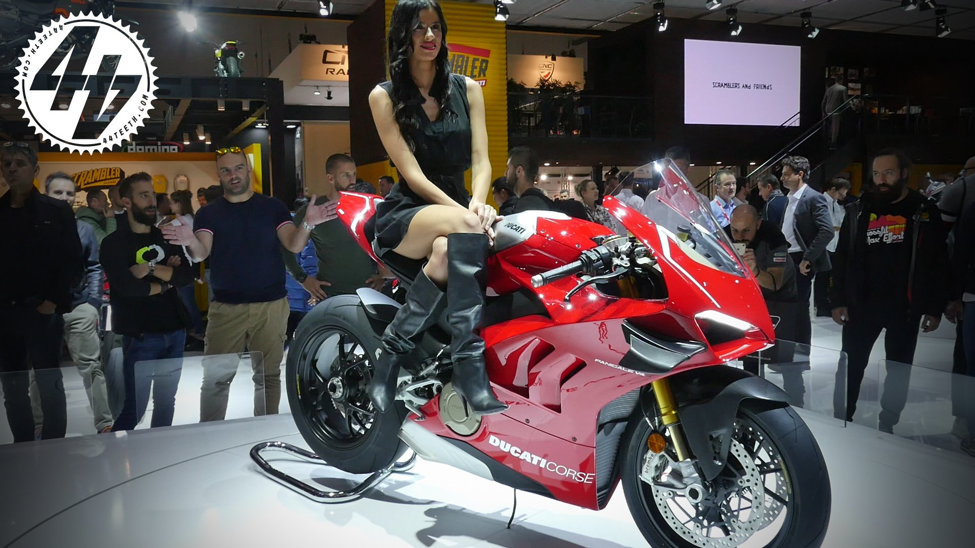 Video: The Hottest Bikes of 2019 at EICMA