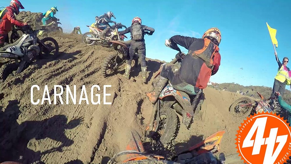 2018 Weston Beach Race | Absolute Carnage