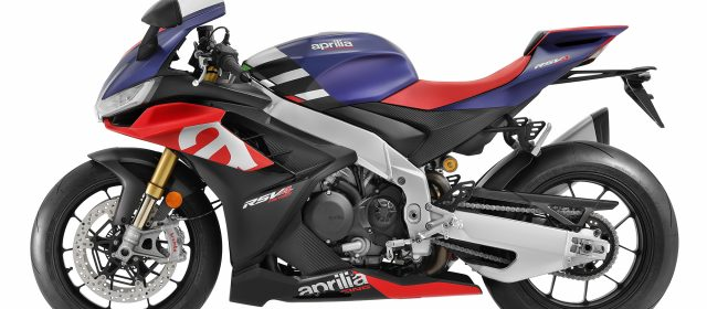 All you need to know about the new Aprilia RSV4…