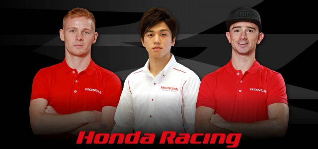 Honda announce 2021 BSB rider line-up