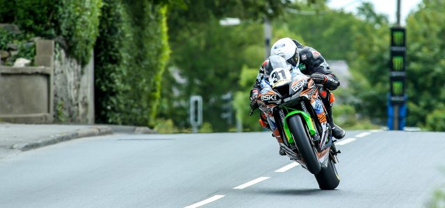 What it takes to race at the IOM TT.