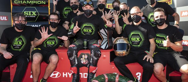 Who's going to win the 2021 WSBK Championship?