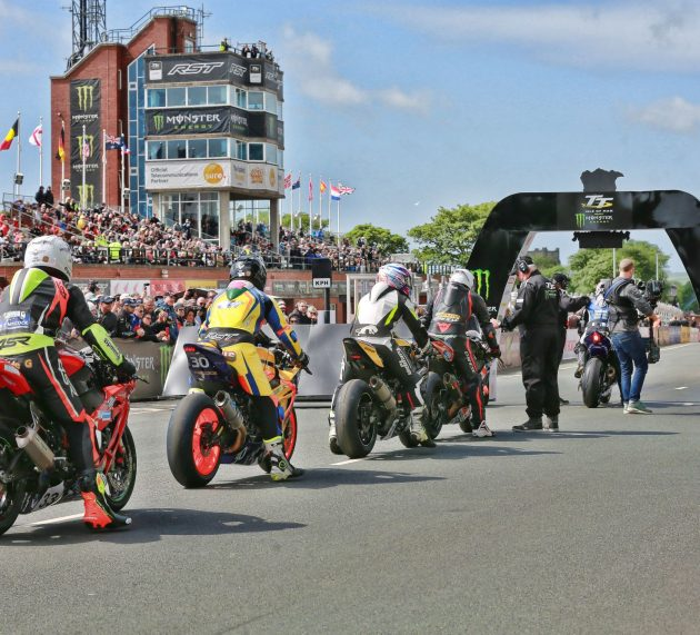 Has the Isle of Man TT died of COVID-19?
