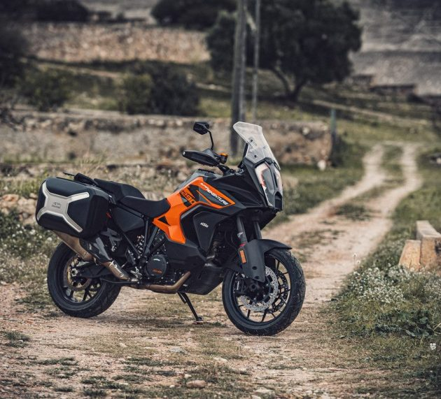All you need to know about the KTM 1290 Super Adventure S