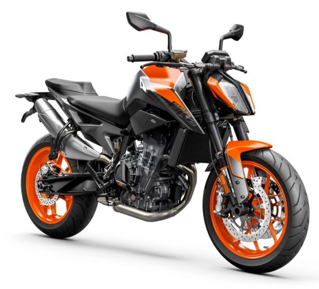 All you need to know about the 2021 KTM 890 Duke