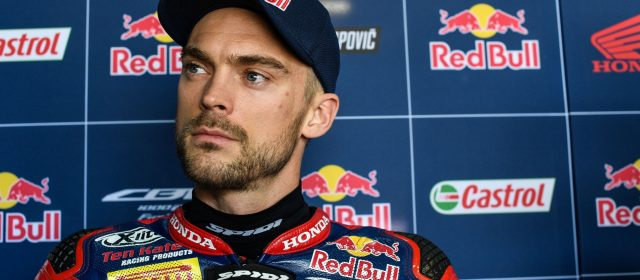 Camier to manage HRC World Superbike team.