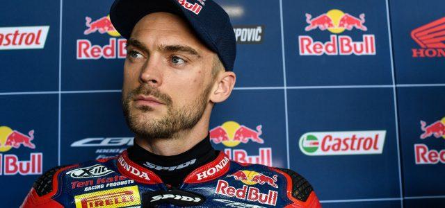 Camier to manage HRC World Superbike team.