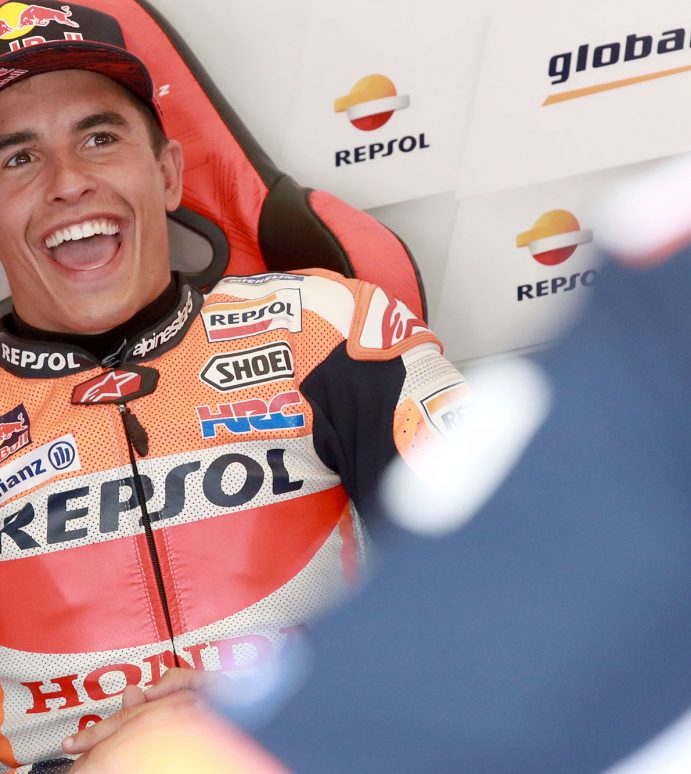 Is Marc Marquez special?