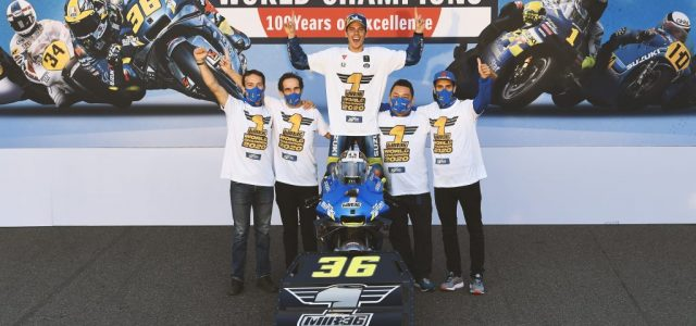 Who's going to win MotoGP in 2021?