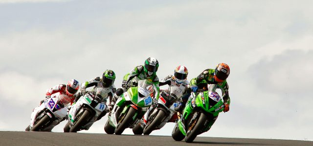 The evolution of Supersport 600 racing
