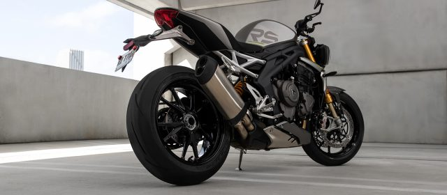 All you need to know about the Triumph Speed Triple 1200 RS