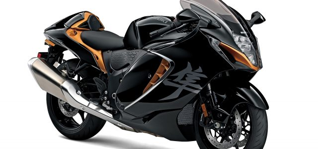 All you need to know about the 2021 Suzuki Hayabusa