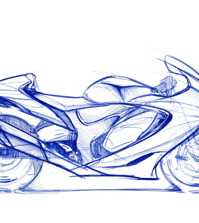 How to build the perfect motorcycle.