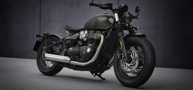 Triumph Bonneville and Street Twin 2021 models unveiled