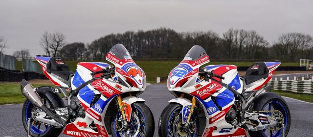 A trio of champions for Buildbase Suzuki