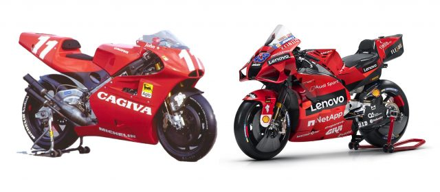 Why do GP bikes look so different these days?