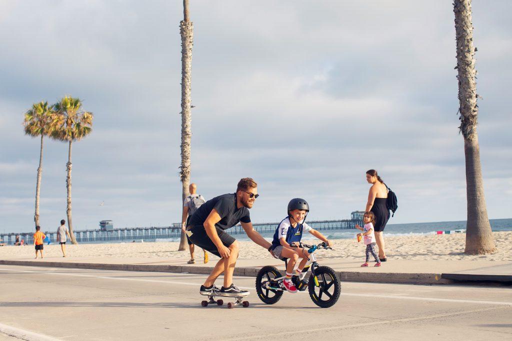 electric balance bikes