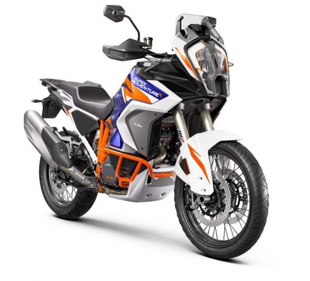 The all-new KTM 1290 Super Adventure R is here