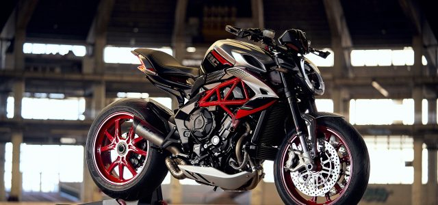 Stunning MV Agusta Brutale and Dragster 800 triples unveiled
