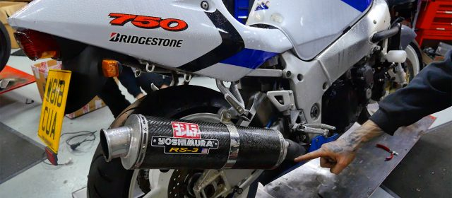 Budget Bike Battle Reload: SRAD upgrades