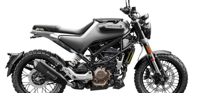 All you need to know about the Husqvarna Svartpilen 125