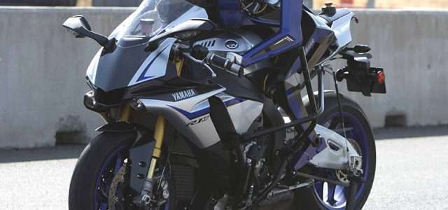 Rossi vs a Robot. WTF is Yamaha's MOTOBOT?